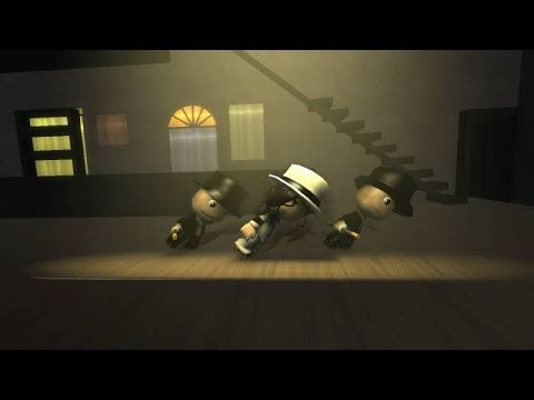 LittleBigPlanet 2  Michael Jackson Smooth Criminal