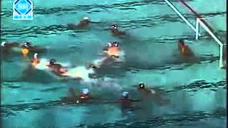 Water Polo - 1980 Moscow Olympics  USSR vs Hungary 5-4
