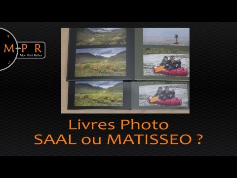 Matisseo ou Saal Digital ? Test comparatif de livres photo h