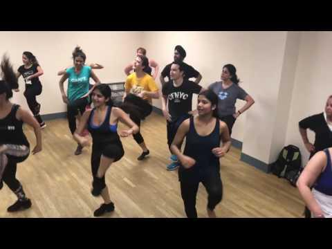 Gal mithi mithi bol remix| Naach Xpress| Bollywood Funk NYC
