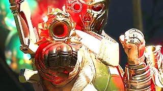 PS4 - INJUSTICE 2 Skins & Skills Trailer