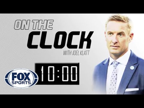 NFL Draft Analyst Joel Klatt Reveals Mock Draft 4.0 | FOX SPORTS