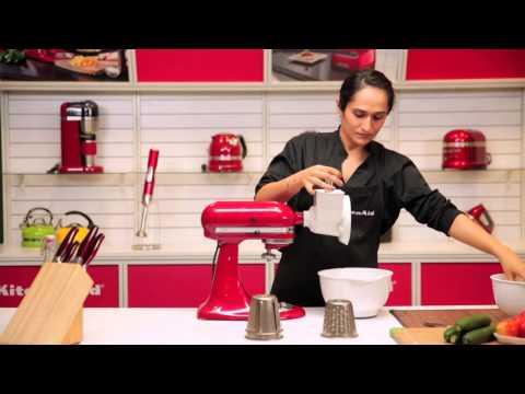 KitchenAid® Rotor Slicer/Shredder