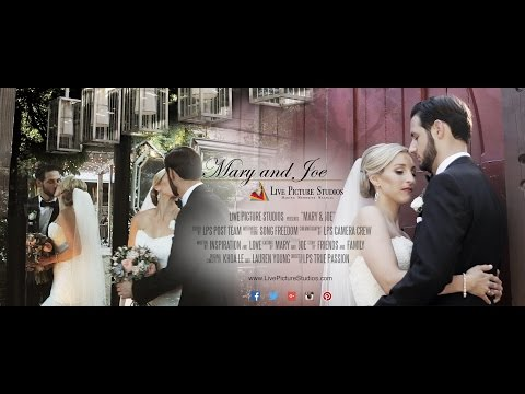 Mary and Joe Wedding Highlight by Live Picture Studios