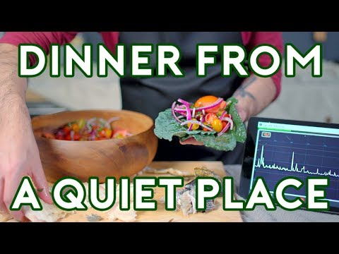 Bonus Binging with Babish: A Quiet Place