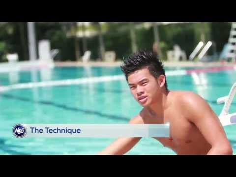 Water Polo - Basics with Team Singapore