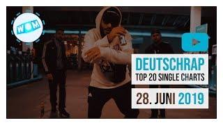 TOP 20 DEUTSCHRAP CHARTS ♫ 28. JUNI 2019