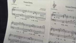 Nessun Dorma Piano Sheet Music At Different Levels