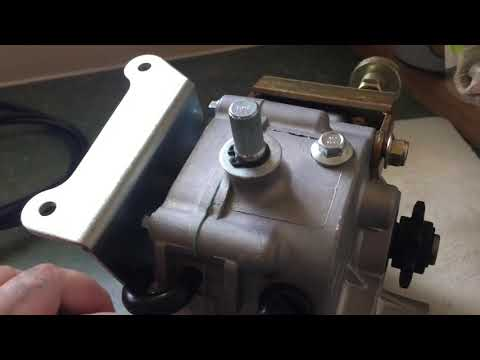 AlveyTech Reverse Gearbox Shifter Lever for Go-Karts