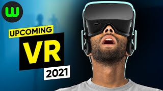 Top 15 Upcoming VR Games of 2021 for Oculus, Valve Index, Vive, & PSVR