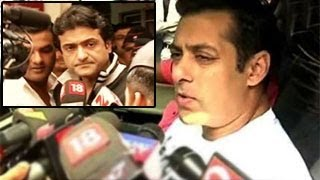 Salman Khan REACTS to Armaan Kohli