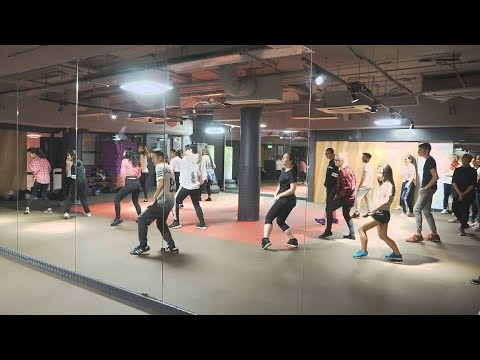 BTS - DNA London Kpop Dance Classes by DGC Dance