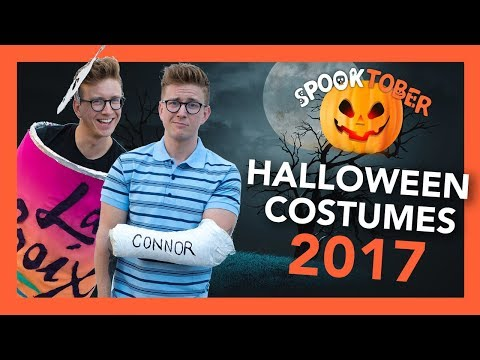 4 Iconic Halloween Costumes for 2017