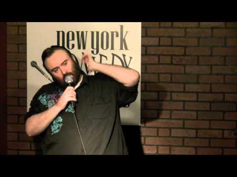 Ken Burmeister at NYCC June 2 2012