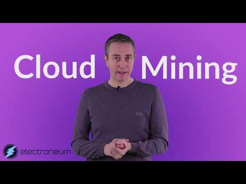 Electroneum CEO Announces Cloud Mining