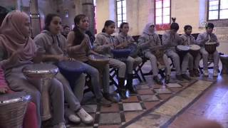 مصر العربية | الموسيقى تساعد الأطفال السوريين على نسيان الحرب