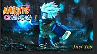 Naruto Shippuden 1:Online| New Upcoming Roblox Naruto Game