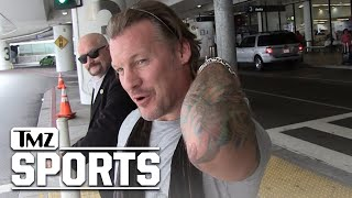 Chris Jericho: Here's Why Conor McGregor's Not Coming to WWE ... Yet | TMZ Sports thumbnail
