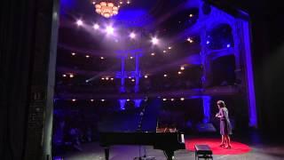 A State of Wonder: Daria van den Bercken at TEDxAmsterdam