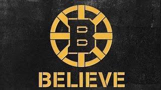 Believe in Boston 2017 Playoffs
