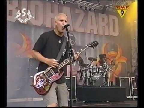 Biohazard - Urban Discipline [Dynamo Live 1995]