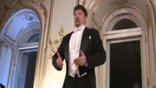 Gasparone Dunkelrote Rosen (Lied des Fremden)