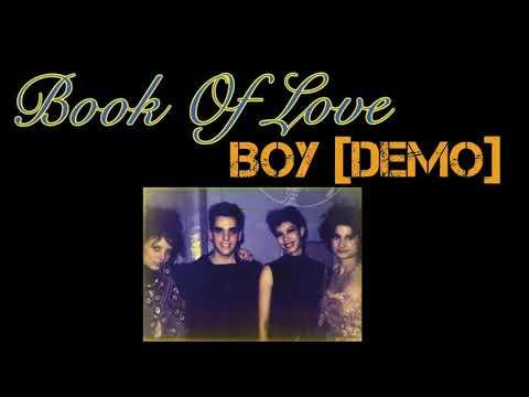 Book Of Love - Boy (Demo)   1984