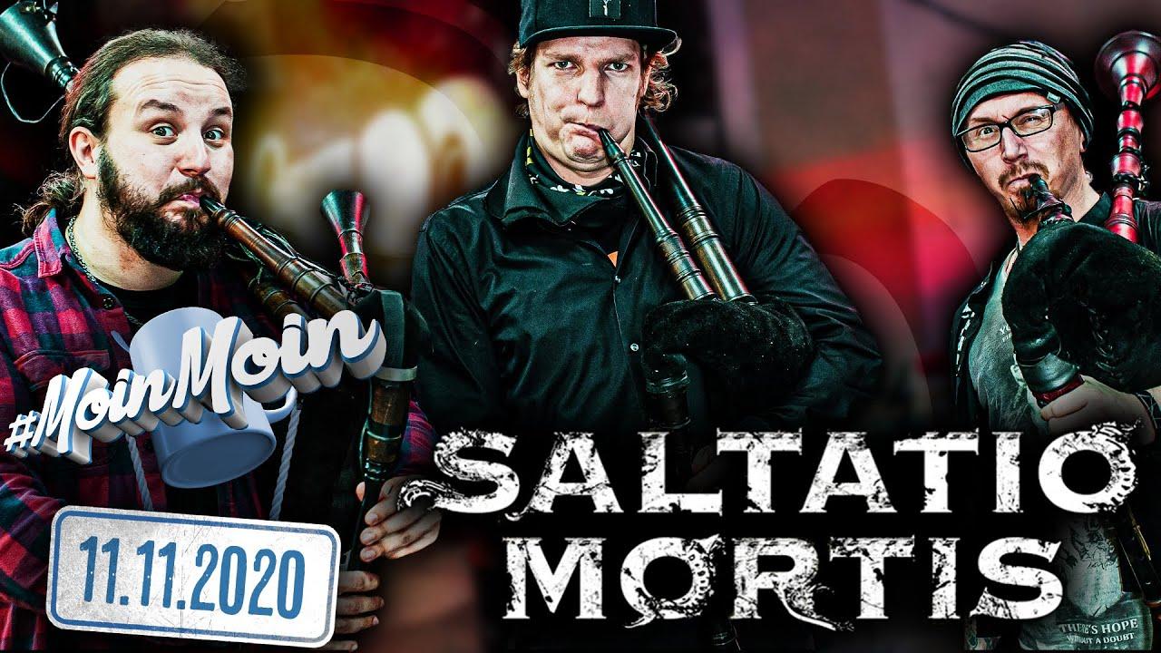 Richtig Blasen - Dudelsack lernen mit Saltatio Mortis