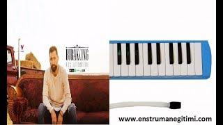 Melodika Eğitimi - Burak King Koştum Hekime Melodika Resimi