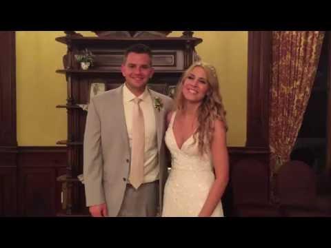 Music Man Entertainment Testimonials | Danielle & Hagen | 07/02/16 | The Canfield Casino | Saratoga