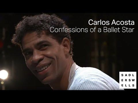 Carlos Acosta: Confessions of a Ballet Star