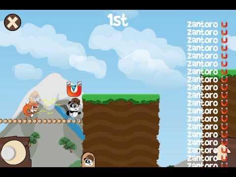 Fun Run v2.01 Head Start + Mag Hack