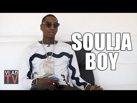Soulja Boy on Defending Himself during Home Invasion, #SouljaBoyChallenge Original