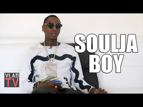 Soulja Boy on Shooting Burglar Multiple Times...
