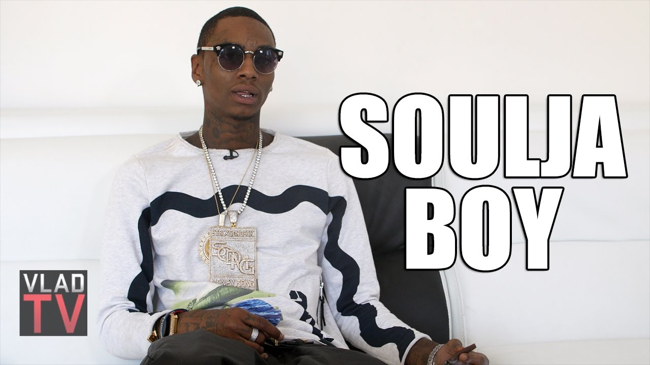 Soulja Boy on Shooting Burglar Multiple Times During Home Invasion #SouljaBoyChallenge