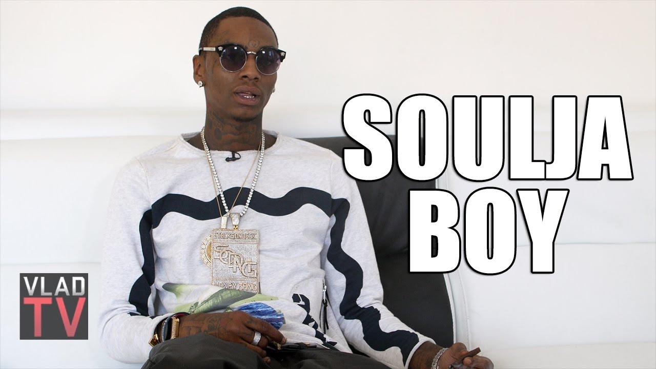 Soulja Boy on Shooting Burglar Multiple Times During Home Invasion #SouljaBoyChallenge