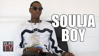 Soulja Boy on Defending Himself during Home Invasion, #SouljaBoyChallenge Original
