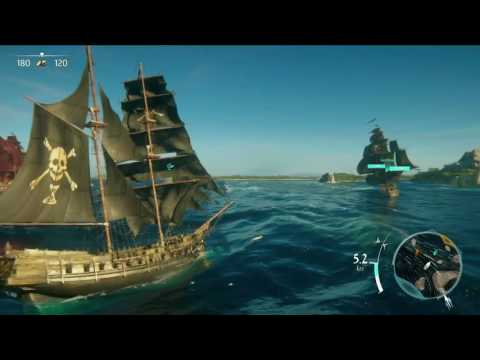 Thumbnail: Skull & Bones Gameplay - E3 2017