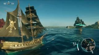 Skull & Bones Gameplay - E3 2017