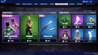 *NEW*Ripple Wrap & Aura Skin Back! Fortnite Item Shop June 10, 2019