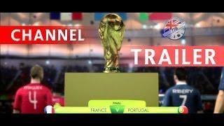 [TTB] Channel Trailer - FIFA 14 & PES 2014