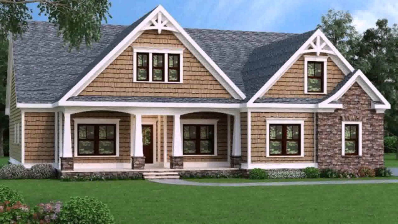 Ranch Style House Plans 2000 Square Feet   YouTube