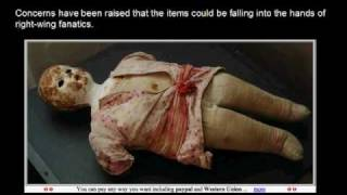 EXPOSED Holocaust auction website