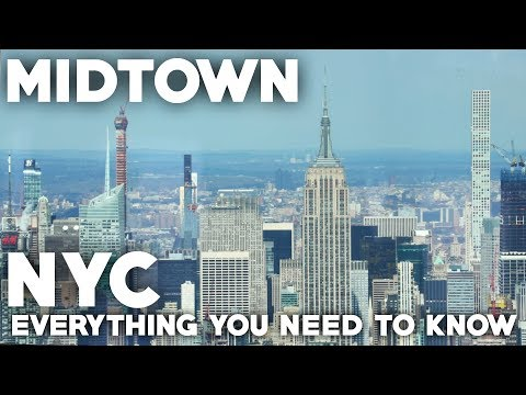 Midtown NYC Travel Guide: Everything you need to know