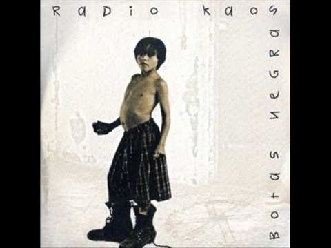 Radio Kaos - Donde estás?