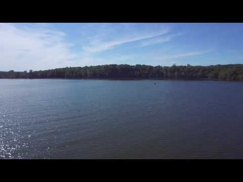 Pleasant Hill Lake - Three Minutes on the Water - by Patriot the Quadcopter