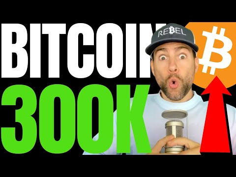 BITCOIN ONLY IN 'HALFWAY INTERMISSION' ON TRACK TO GO ABOVE $300K THIS BTC BULL CYCLE SAYS ANALYST!!
