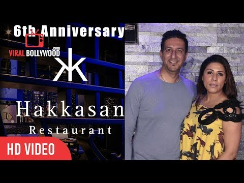 Sulaiman Merchant At  Hakkasan's 6th Anniversary Celebration