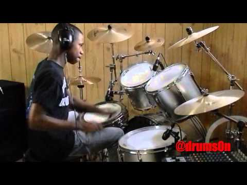 Drum Cover: Feel This Moment Pit Bull Ft. Christina Aguilera @drums0n