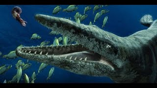 8 Biggest Prehistoric Sea Monsters Ever To Have Lived!